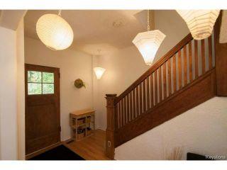 Photo 2: 139 Arlington Street in WINNIPEG: West End / Wolseley Residential for sale (West Winnipeg)  : MLS®# 1418074