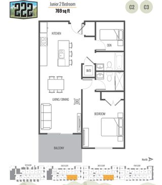 """Photo 1: 305 12320 222 Street in Maple Ridge: East Central Condo for sale in """"The 222 Phase 2"""" : MLS®# R2456761"""