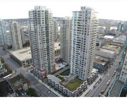 Main Photo: # 1201 909 MAINLAND ST in Vancouver: Condo for sale : MLS®# V772207