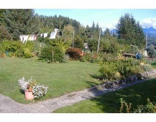 Photo 4: 1550 THOMPSON Road in Gibsons: Gibsons & Area House for sale (Sunshine Coast)  : MLS®# V615088
