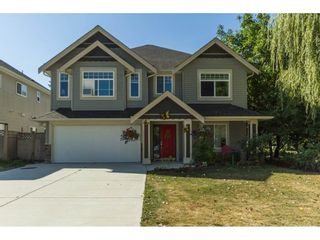 """Photo 1: 27684 LANTERN Avenue in Abbotsford: Aberdeen House for sale in """"Abbotsford Station"""" : MLS®# R2103364"""
