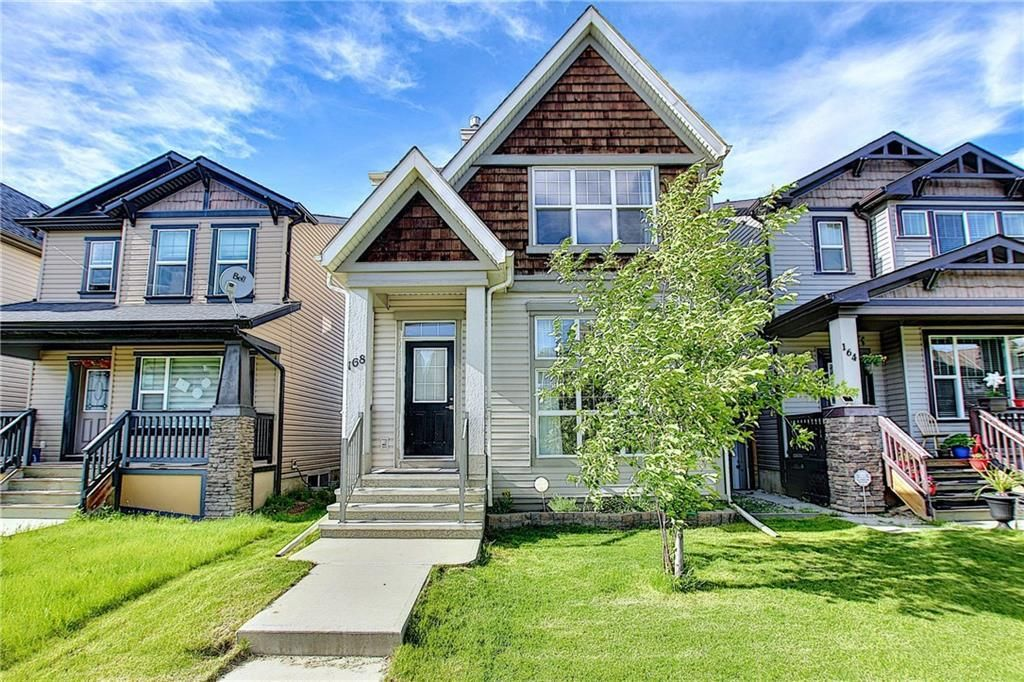Main Photo: 168 SKYVIEW SPRINGS Gardens NE in Calgary: Skyview Ranch Detached for sale : MLS®# A1093077