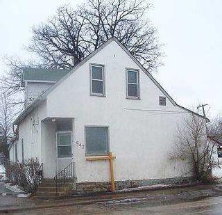Photo 3: 547 ARCHIBALD Street in Winnipeg: St Boniface Duplex for sale (South East Winnipeg)  : MLS®# 2503592