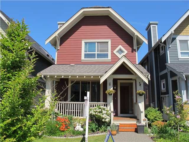 Main Photo: 239 FURNESS Street in New Westminster: Queensborough House for sale : MLS®# V942501