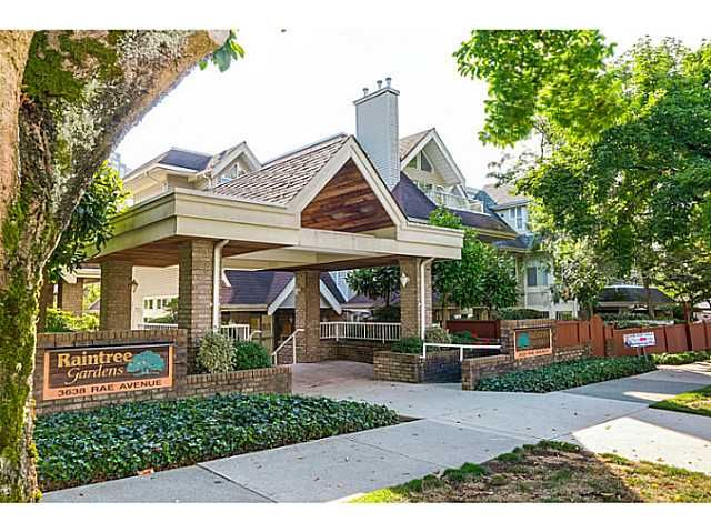 """Main Photo: 406 3628 RAE Avenue in Vancouver: Collingwood VE Condo for sale in """"Raintree Gardens"""" (Vancouver East)  : MLS®# V1097542"""