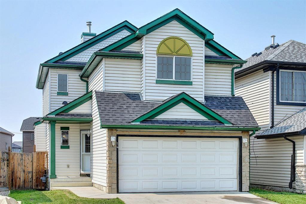 Main Photo: 14 Saddleback Road in Calgary: Saddle Ridge Detached for sale : MLS®# A1130793