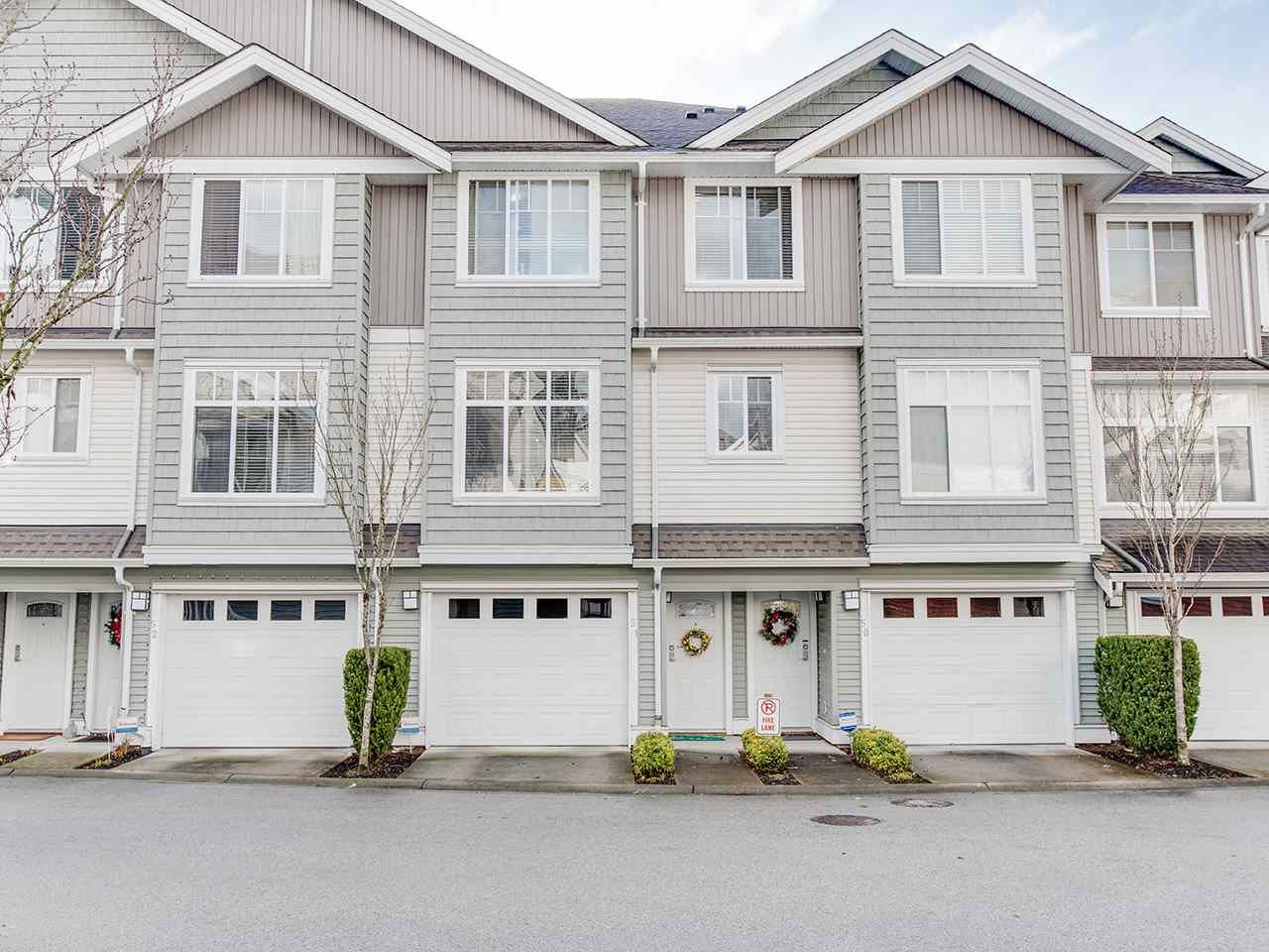 """Main Photo: 51 19480 66 Avenue in Surrey: Clayton Townhouse for sale in """"Two Blue II"""" (Cloverdale)  : MLS®# R2431714"""