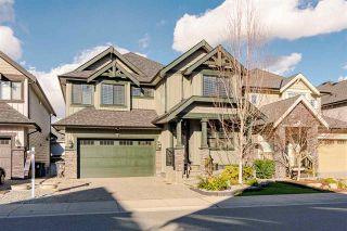 """Photo 1: 21003 80A Avenue in Langley: Willoughby Heights House for sale in """"ASHBURY at YORKSON GATE"""" : MLS®# R2434922"""