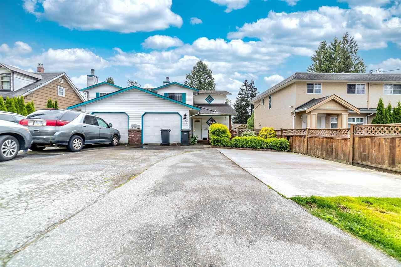 Main Photo: 640 GAUTHIER Avenue in Coquitlam: Coquitlam West 1/2 Duplex for sale : MLS®# R2576816