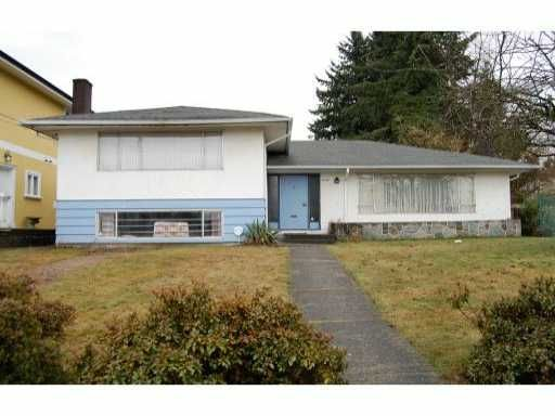 Main Photo: 4244 BURKE Street in Burnaby: Central Park BS House for sale (Burnaby South)  : MLS®# V986815