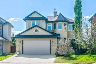 Main Photo: 72 Strathlea Close SW in Calgary: Strathcona Park Detached for sale : MLS®# A1123033