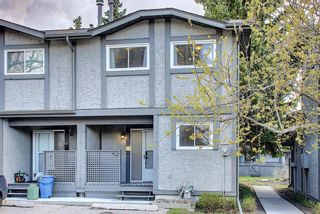 Photo 1: 161 7172 Coach Hill Road SW in Calgary: Coach Hill Row/Townhouse for sale : MLS®# A1101554