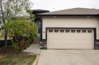 Photo 1: 16 12610-15 Avenue in Edmonton: Zone 55 House Half Duplex for sale : MLS®# E4248557