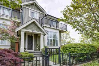 Photo 1: 1 3268 156A STREET in South Surrey White Rock: Morgan Creek Home for sale ()  : MLS®# R2266043
