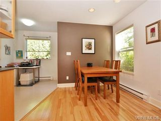 Photo 6: 4 2633 Shelbourne St in VICTORIA: Vi Jubilee Row/Townhouse for sale (Victoria)  : MLS®# 741791