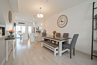 """Photo 4: 202 32789 BURTON Avenue in Mission: Mission BC Townhouse for sale in """"SILVER CREEK TOWNHOMES"""" : MLS®# R2261598"""