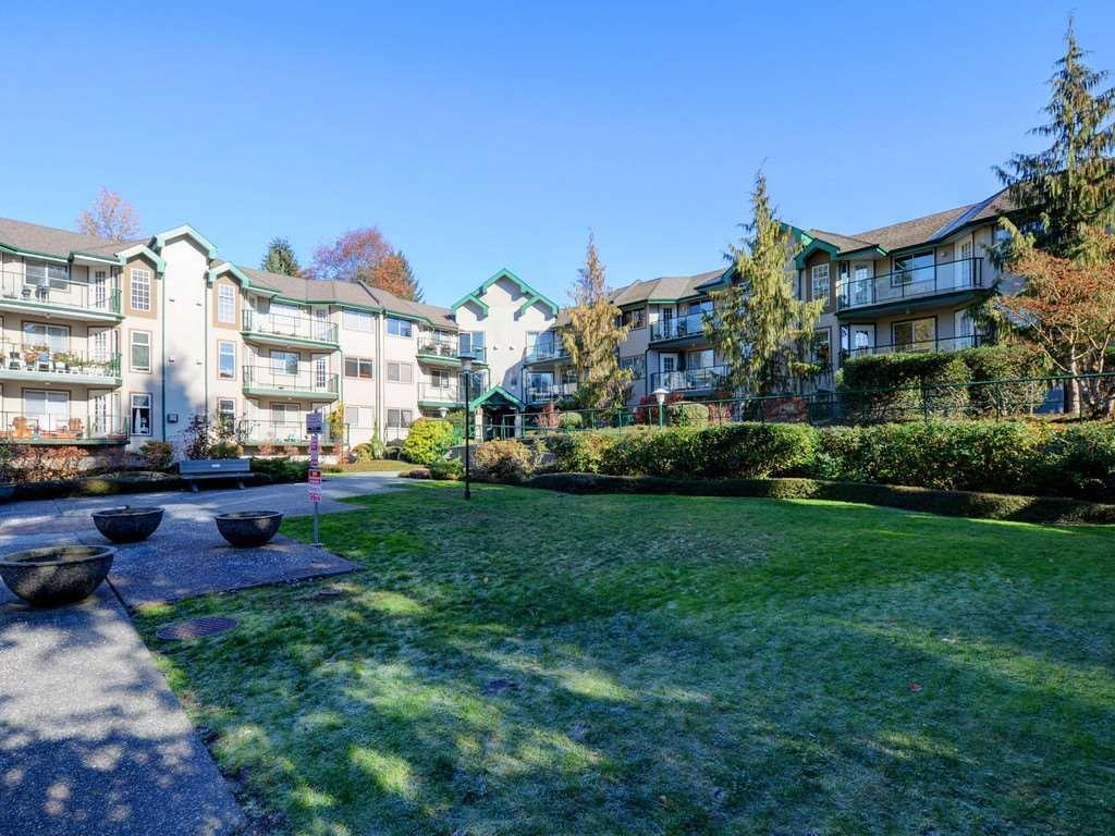 Main Photo: 218 1155 DUFFERIN Street in Coquitlam: Eagle Ridge CQ Condo for sale : MLS®# R2220337