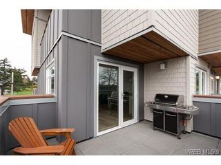 Photo 2: 101 4343 Tyndall Ave in VICTORIA: SE Gordon Head Row/Townhouse for sale (Saanich East)  : MLS®# 633908