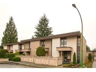 "Photo 1: 109 13786 103RD Avenue in Surrey: Whalley Townhouse for sale in ""THE MEADOWS"" (North Surrey)  : MLS®# F1431821"