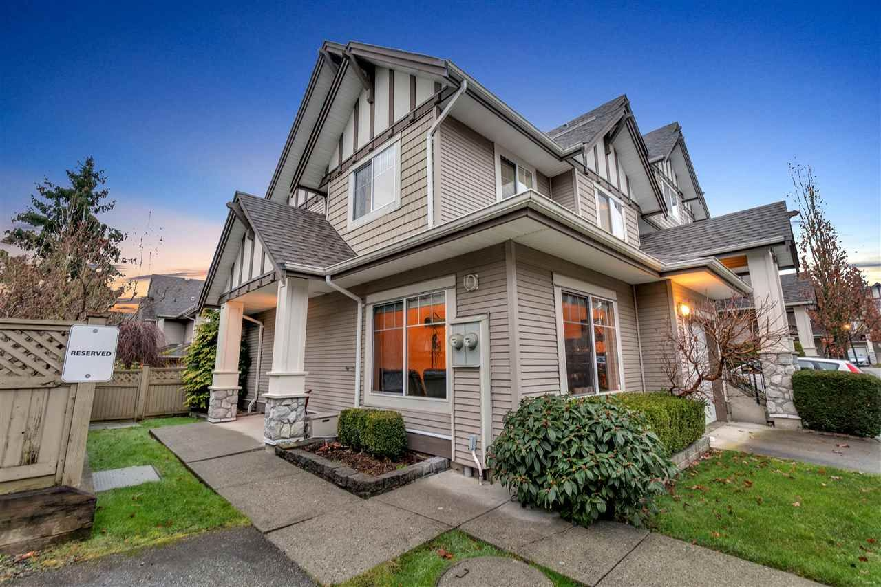"""Main Photo: 52 18181 68TH Avenue in Surrey: Cloverdale BC Townhouse for sale in """"Magnolia"""" (Cloverdale)  : MLS®# R2546048"""