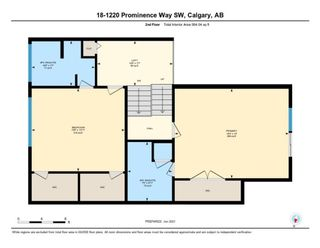 Photo 38: 18 1220 Prominence Way SW in Calgary: Patterson Row/Townhouse for sale : MLS®# A1133893