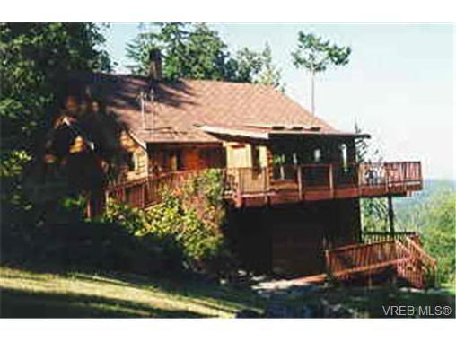 Main Photo: 4731 Lisandra Rd in VICTORIA: Me Kangaroo House for sale (Metchosin)  : MLS®# 218404