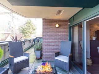 """Photo 30: 211 2665 W BROADWAY in Vancouver: Kitsilano Condo for sale in """"MAGUIRE BUILDING"""" (Vancouver West)  : MLS®# R2550864"""