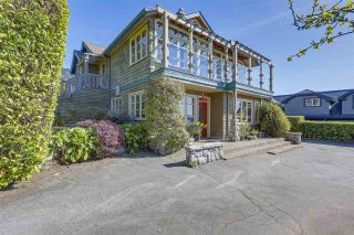 Main Photo: 2597 HAYWOOD Avenue in West Vancouver: Dundarave House for sale : MLS®# R2544078