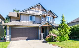 Photo 1: 23053 GILBERT DRIVE in Maple Ridge: Silver Valley Home for sale ()  : MLS®# V1129623