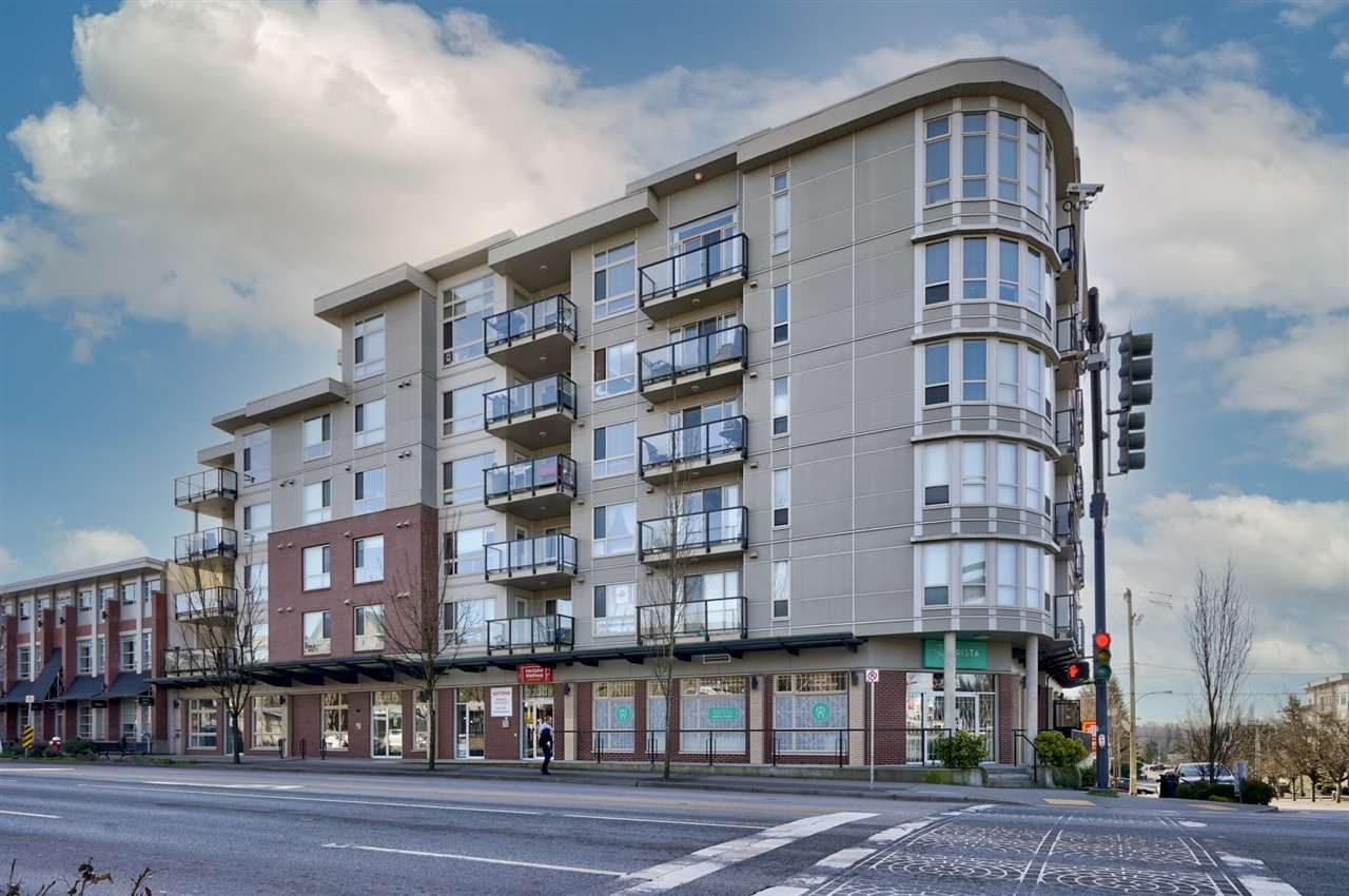 """Main Photo: 606 22318 LOUGHEED Highway in Maple Ridge: West Central Condo for sale in """"223 NORTH"""" : MLS®# R2550160"""