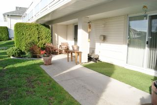 """Photo 23: 105 31406 UPPER MACLURE Road in Abbotsford: Abbotsford West Townhouse for sale in """"Estates of Ellwood"""" : MLS®# R2118319"""