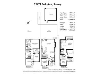 """Photo 32: 19479 66A Avenue in Surrey: Clayton House for sale in """"Copper Creek"""" (Cloverdale)  : MLS®# R2355911"""