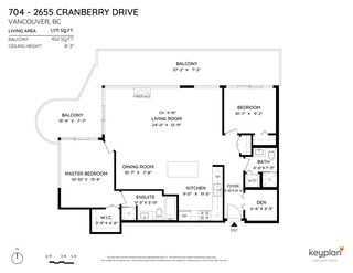 """Photo 25: 704 2655 CRANBERRY Drive in Vancouver: Kitsilano Condo for sale in """"NEW YORKER"""" (Vancouver West)  : MLS®# R2579388"""