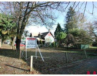 Photo 1: LT.4 GLOVER RD in Langley: Fort Langley Land for sale : MLS®# F2502403