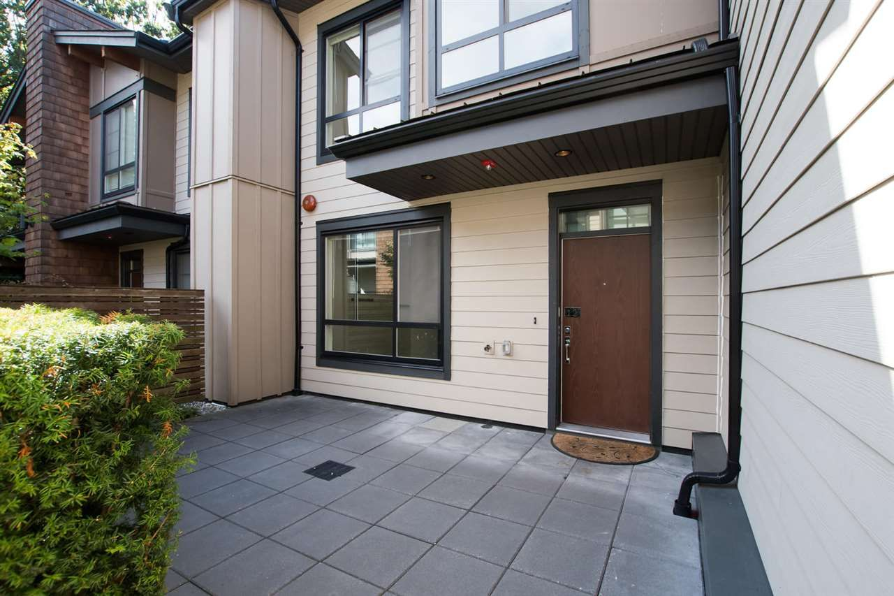 Main Photo: 12 3728 THURSTON STREET in : Central Park BS Townhouse for sale : MLS®# R2493897