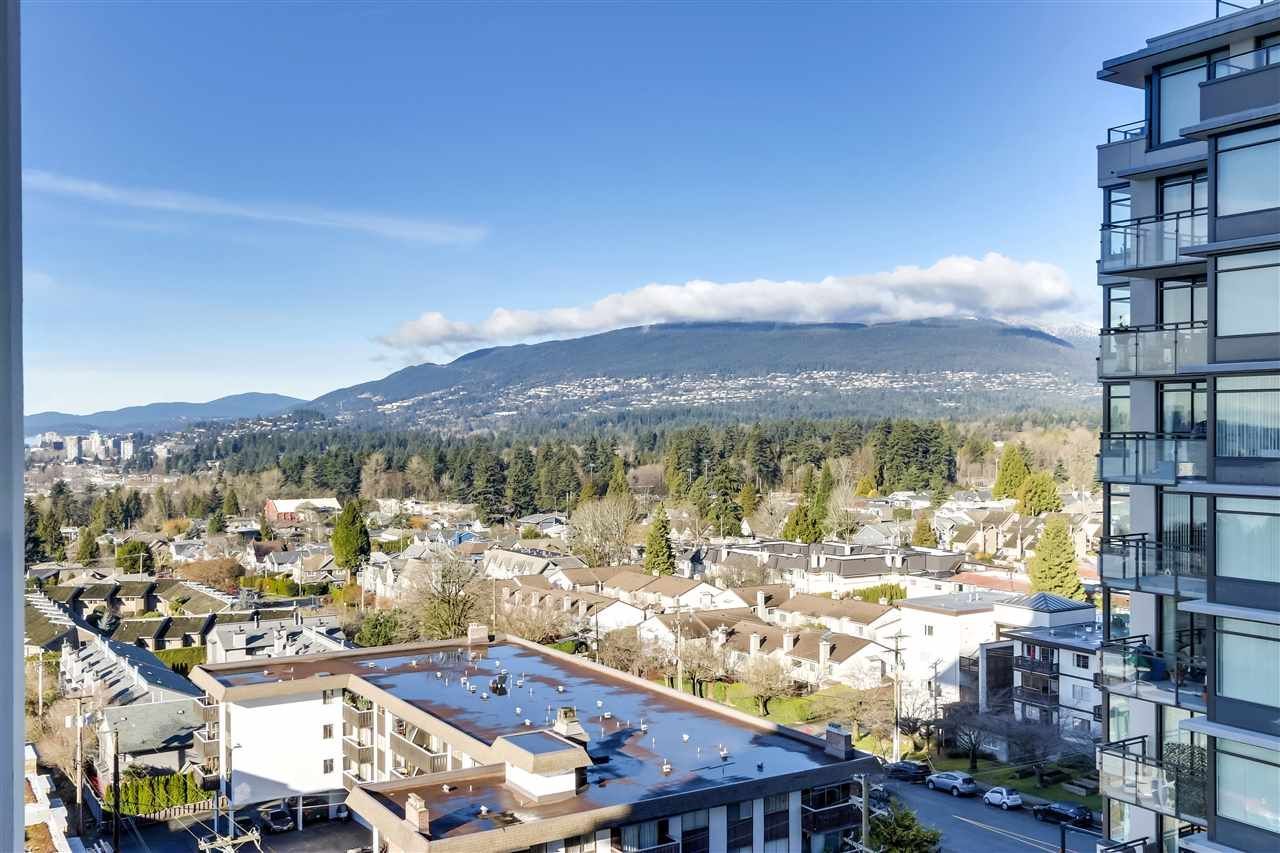 """Main Photo: 1107 1320 CHESTERFIELD Avenue in North Vancouver: Central Lonsdale Condo for sale in """"Vista Place"""" : MLS®# R2537049"""
