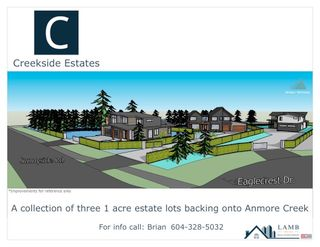 Photo 2: LOT 1 3060 SUNNYSIDE Road in Port Moody: Anmore Land for sale : MLS®# R2603429