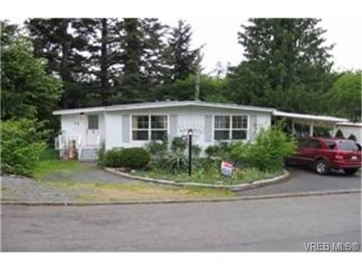 Main Photo: 23 2587 Selwyn Rd in VICTORIA: La Mill Hill Manufactured Home for sale (Langford)  : MLS®# 336938