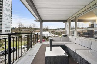 "Photo 19: 304 600 KLAHANIE Drive in Port Moody: Port Moody Centre Condo for sale in ""BOARDWALK"" : MLS®# R2541835"