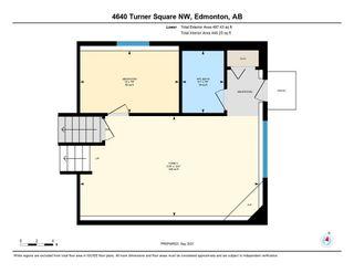 Photo 25: 4640 TURNER Square in Edmonton: Zone 14 House for sale : MLS®# E4262441