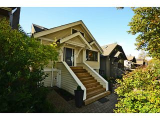 "Photo 1: 4679 BLENHEIM Street in Vancouver: Dunbar House for sale in ""Dunbar"" (Vancouver West)  : MLS®# V1031807"
