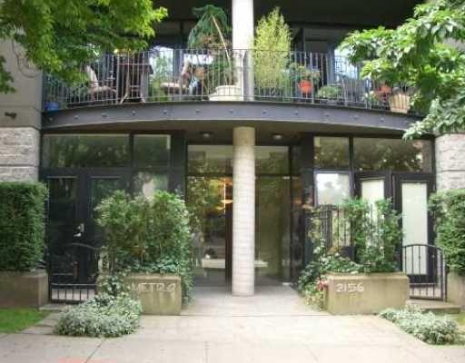 Main Photo: 12 2156 W 12TH Avenue in Vancouver: Kitsilano Condo for sale (Vancouver West)  : MLS®# V755372