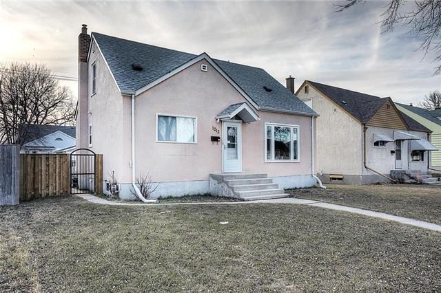 Main Photo: 1212 Ashburn Street in Winnipeg: Polo Park Single Family Detached for sale (5C)  : MLS®# 1909250