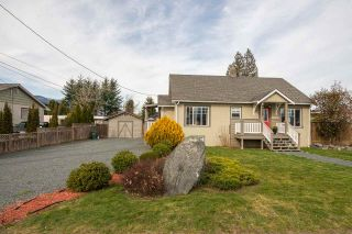 Photo 2: 46347 PORTAGE Avenue in Chilliwack: Chilliwack N Yale-Well House for sale : MLS®# R2551321