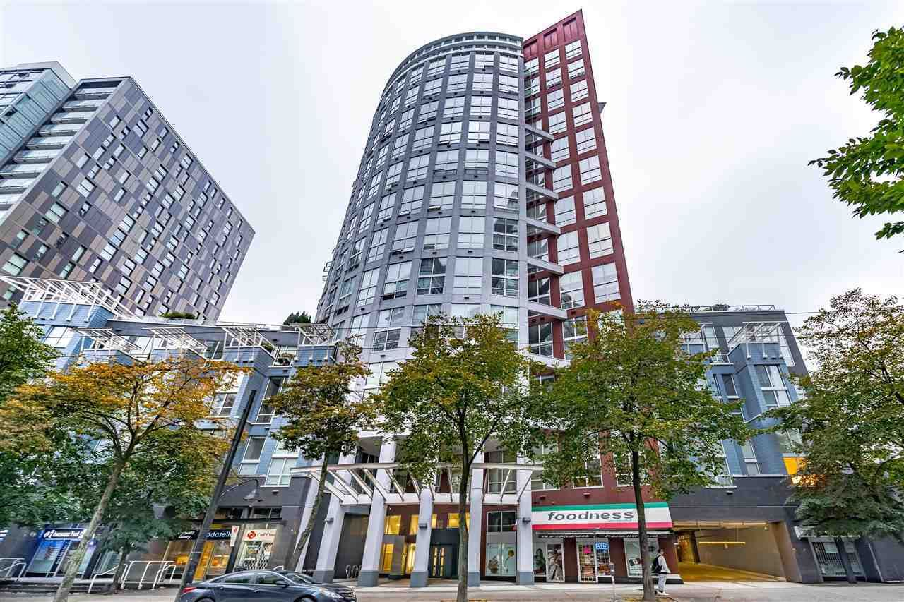 """Main Photo: 608 933 SEYMOUR Street in Vancouver: Downtown VW Condo for sale in """"THE SPOT"""" (Vancouver West)  : MLS®# R2563469"""