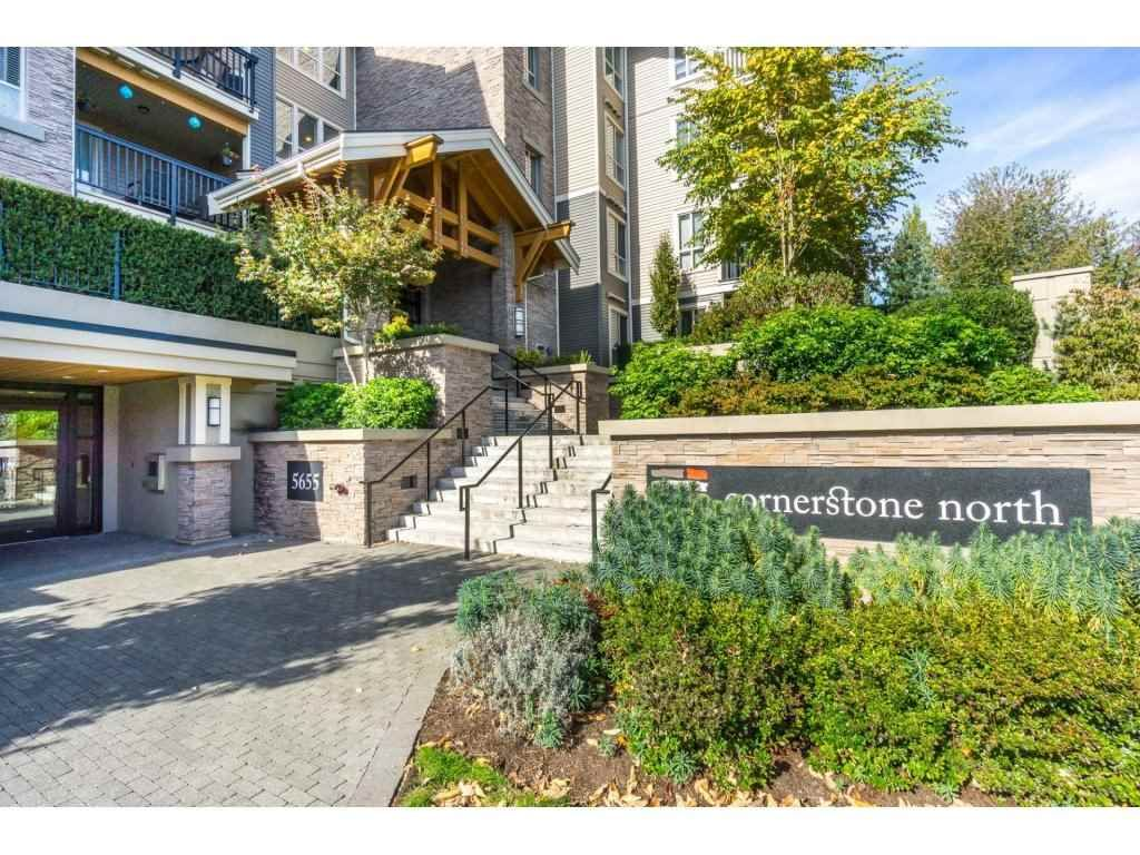 "Main Photo: 230 5655 210A Street in Langley: Salmon River Condo for sale in ""CORNERSTONE NORTH"" : MLS®# R2145039"