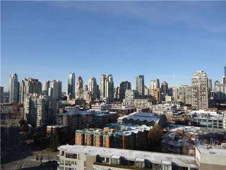 "Photo 10: 2002 1009 EXPO Boulevard in Vancouver: Yaletown Condo for sale in ""LANDMARK 33"" (Vancouver West)  : MLS®# R2090524"