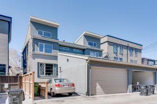 Photo 39: 2 1932 36 Street SW in Calgary: Killarney/Glengarry Row/Townhouse for sale : MLS®# A1135823