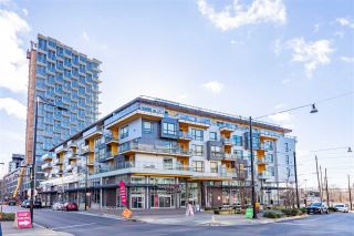 """Main Photo: 711 8580 RIVER DISTRICT Crossing in Vancouver: South Marine Condo for sale in """"RIVER DISTRICT @ 2 TOWN CENTRE"""" (Vancouver East)  : MLS®# R2552865"""