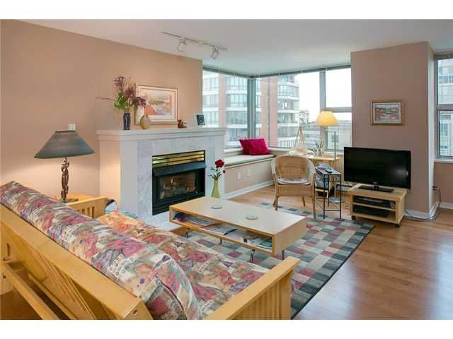 Photo 3: Photos: 1210 1500 HORNBY Street in Vancouver: Yaletown Condo for sale (Vancouver West)  : MLS®# V993078